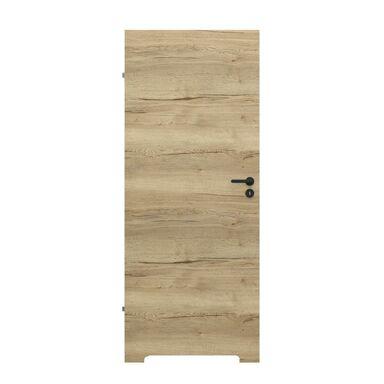 Skrzydło drzwiowe z podcięciem wentylacyjnym Resist 7.1 Dąb Halifax 80 Lewe Porta