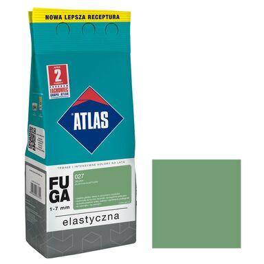 Fuga cementowa 027  zielony  2 kg ATLAS
