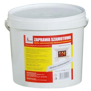 Zaprawa klejowa SZAMOTOWA 3,5 kg KNAP