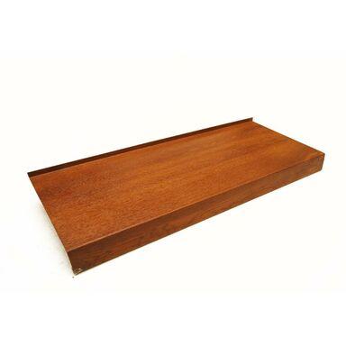 Parapet ZEWNĘTRZNY STALOWY 150x0.05x25 cm DOMIDOR