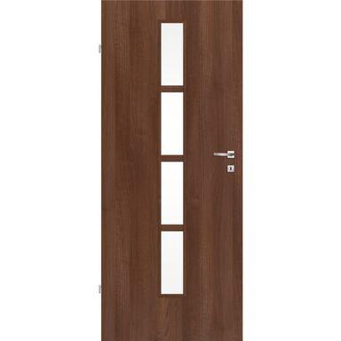 Skrzydło drzwiowe pokojowe Remo Orzech 70 Lewe Classen