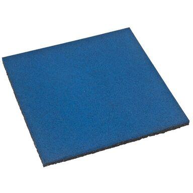 Podest elastyczny 50 x 50 x 2,5 cm niebieski