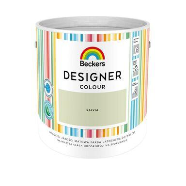 Farba wewnętrzna DESIGNER COLOUR 2.5 l Salvia BECKERS