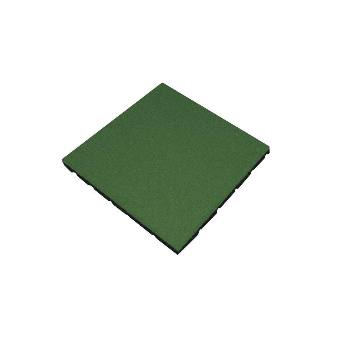 Podest Elastyczny Szer 50 X Gl 50 X Wys 2 Cm Zielony Plyty Gumowe Na Plac Zabaw W Atrakcyjnej Cenie W Sklepach Leroy Merlin