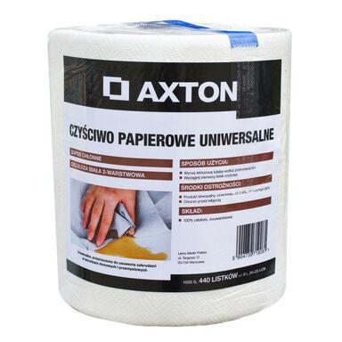 Czyściwo papierowe UNIWERSALNE 1000 g AXTON