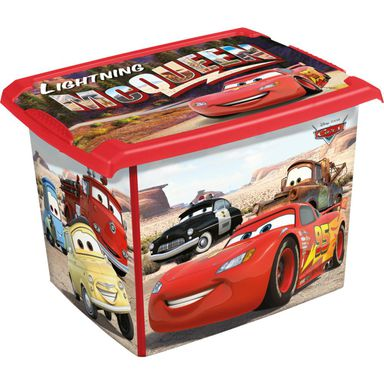 Pojemnik FASHION-BOX CARS 20,5 L 29 x 40 x 48 cm KEEEPER