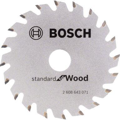 Tarcza do pilarki tarczowej ST WO H 85x15-2 śr. 85 mm  20 z BOSCH