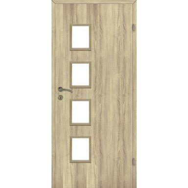 Skrzydło drzwiowe SIMON Dąb sonoma 80 Prawe CLASSEN