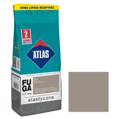 Fuga cementowa 211  cementowy  2 kg ATLAS