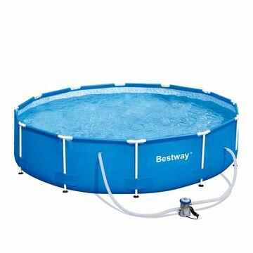 Basen ogrodowy steel pro 56062 bestway baseny ogrodowe for Catalogo piscinas alcampo
