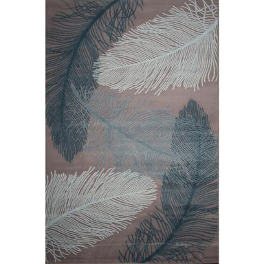 Dywan CANYON turkusowy 80 x 150 cm wys. runa 10 mm NDS