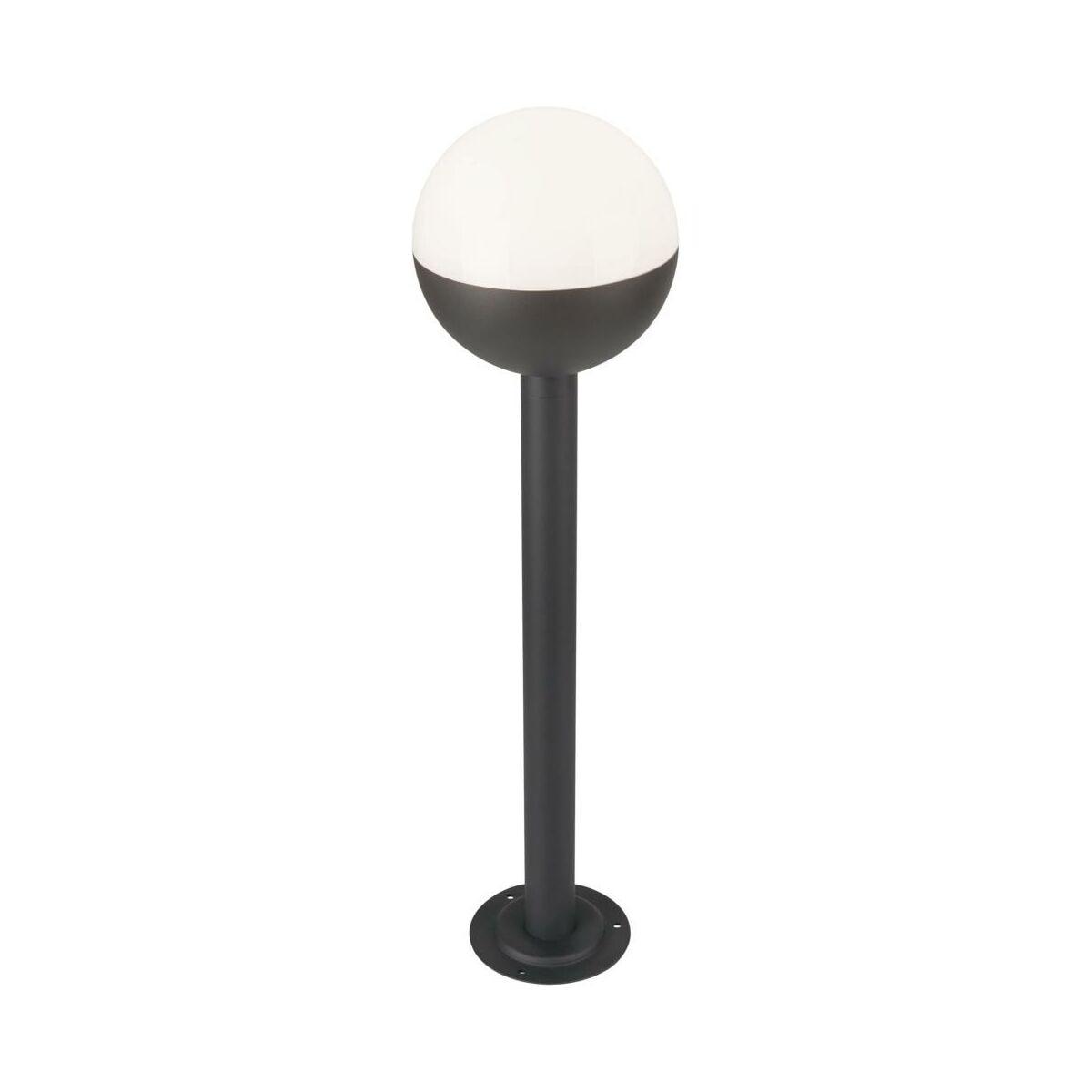 Lampa ogrodowa stojąca ULSA czarna POLUX