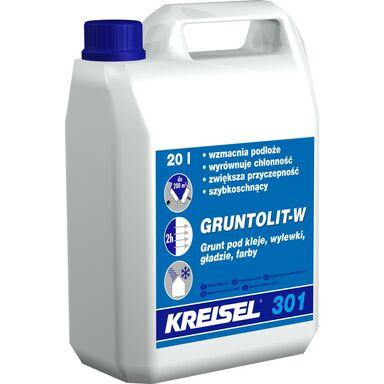 Wodny środek gruntujący GRUNTOLIT-W 301 20 l KREISEL