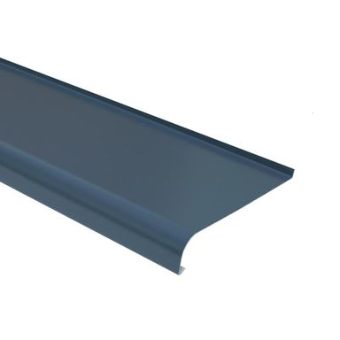Parapet ZEWNĘTRZNY STALOWY 200x0.07x20 cm DOMIDOR