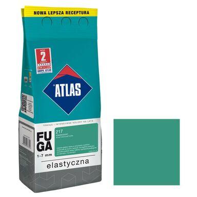 Fuga cementowa 216  szmaragdowy  2 kg ATLAS