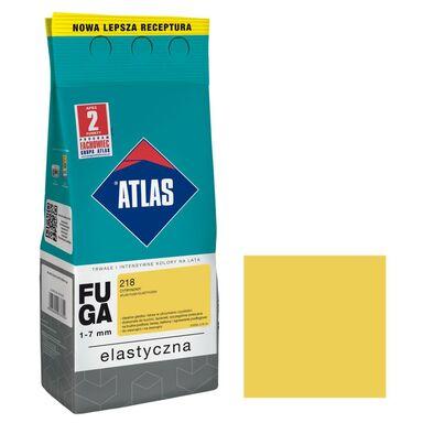 Fuga 218  cytrynowy  2 kg ATLAS