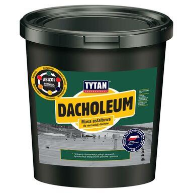 Masa asfaltowa do renowacji dachów DACHOLEUM 5 kg Tytan Professional