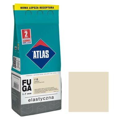 Fuga cementowa 118  jaśminowy  2 kg ATLAS