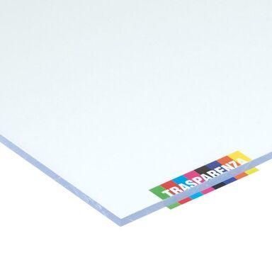 Szkło syntetyczne GŁADKIE 4 mm Przejrzyste 50 x 25 cm ROBELIT