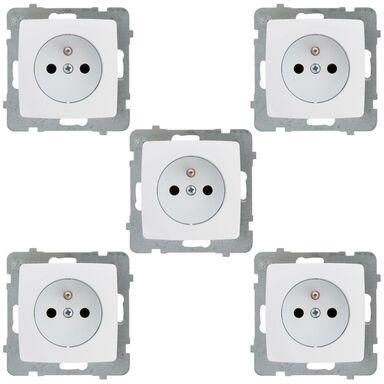 Zestaw KARO  Biały  OSPEL