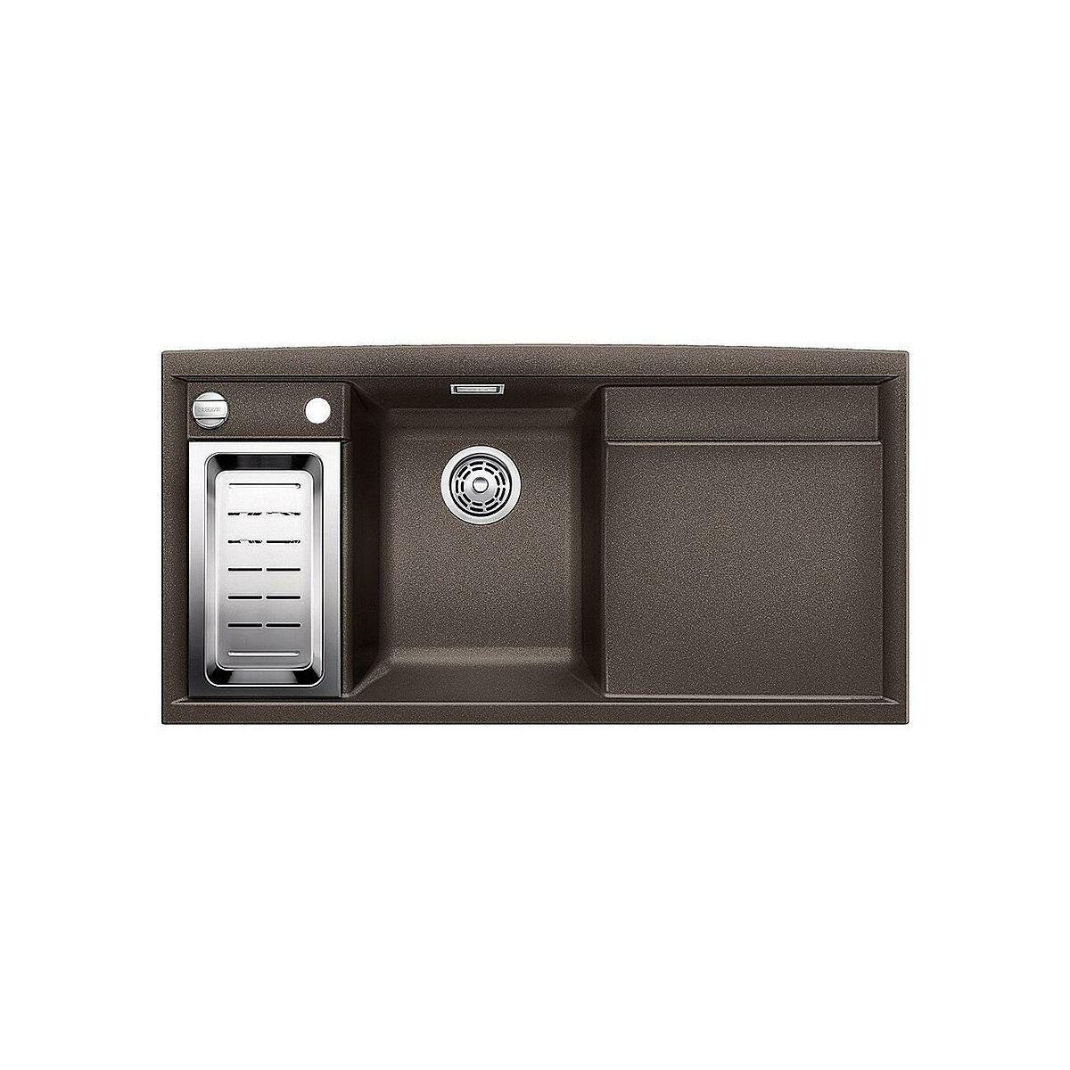 zlewozmywak axia ii 6 s blanco zlewozmywaki granitowe. Black Bedroom Furniture Sets. Home Design Ideas