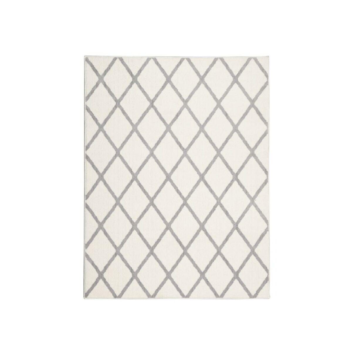 Dywan VISTA biały 160 x 220 cm Dywany wewnętrzne w