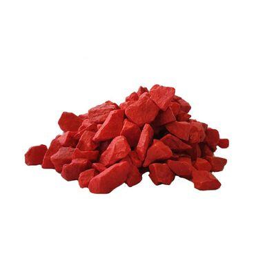 Kamienie dekoracyjne czerwone 0.5 kg