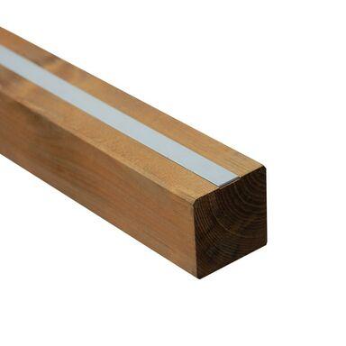 Kantówka drewniana 9x9x190 cm brązowa MALMO WERTH-HOLZ