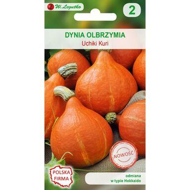 Nasiona warzyw UCHIKI KURI Dynia olbrzymia W. LEGUTKO