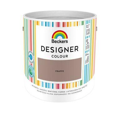Farba wewnętrzna DESIGNER COLOUR 2.5 l Frappe BECKERS