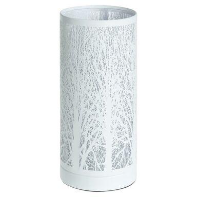 Lampa stołowa FOREST biała E14 INSPIRE