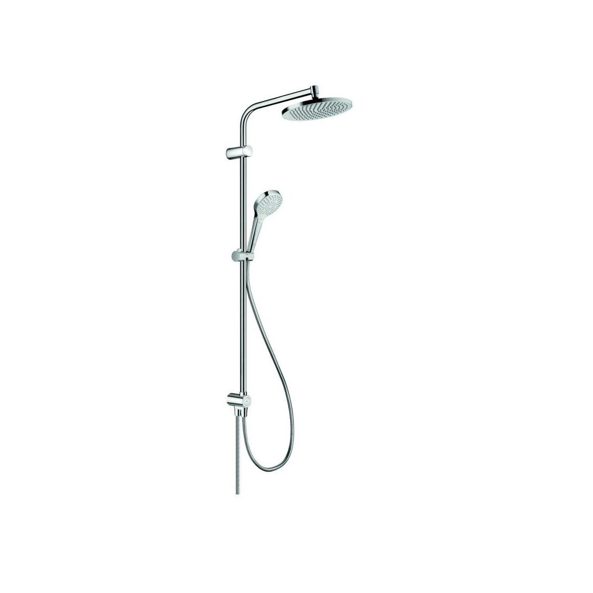 Kolumna Prysznicowa Bez Baterii Lmh Reno Hansgrohe Kolumny Prysznicowe W Atrakcyjnej Cenie W Sklepach Leroy Merlin