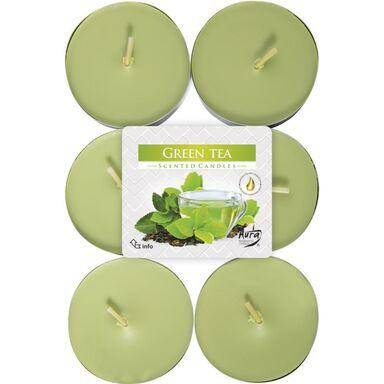 Podgrzewacz zapachowy Green Tea zielona herbata 6 szt.