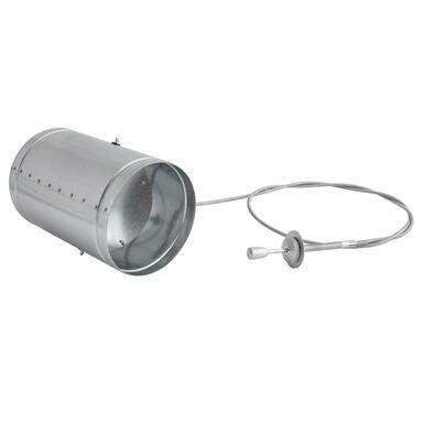 Przepustnica okrągła z cięgnem elastycznym PJS100/C-OC Darco