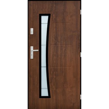 Drzwi wejściowe BOLIWIA 90 Prawe PANTOR