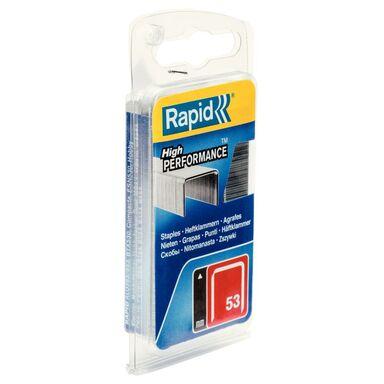 Zszywki TYP53 1080 szt. 11.4 / 8 mm RAPID