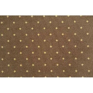Wykładzina dywanowa na mb MAJESTIC brązowa 5 m