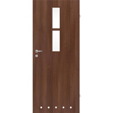 Skrzydło drzwiowe REMO Orzech 80 Prawe CLASSEN