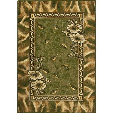 Dywan TRIO zielony 230 x 340 cm wys. runa 6 mm WELTOM