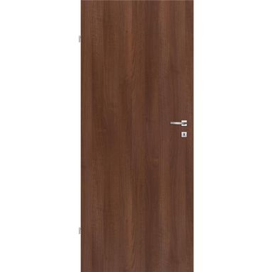 Skrzydło drzwiowe pełne REMO Orzech 90 Lewe CLASSEN