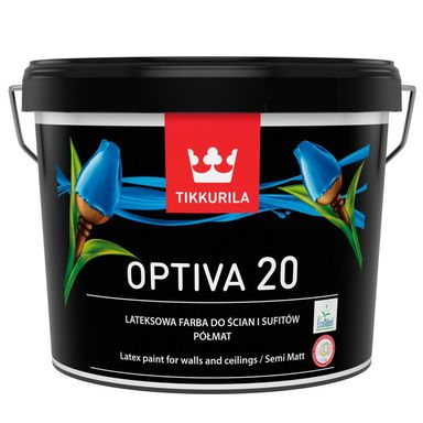 Farba wewnętrzna OPTIVA 20 2.7 l TIKKURILA