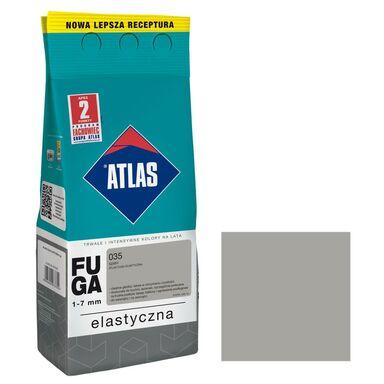 Fuga cementowa 035  szary  2 kg ATLAS