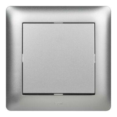 Włącznik ASTORIA  srebrny  ELEKTRO-PLAST