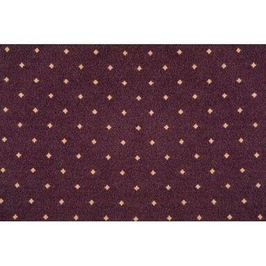 Wykładzina dywanowa MAJESTIC fioletowa 5 m