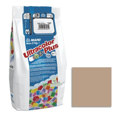 Fuga cementowa ULTRACOLOR 259  orzechowy  2 kg MAPEI