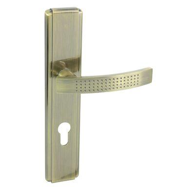 Klamka do drzwi zewnętrznych ALMA 72 Prawa DOMINO
