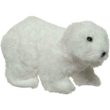 Miś polarny 13 cm 1 szt. biały