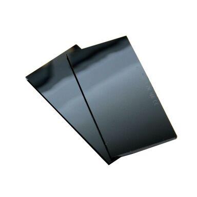 Szkło ochronne ciemne do tarcz spawalniczych 50 x 100 9 DIN 2 szt. MOST