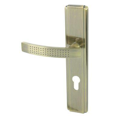 Klamka do drzwi zewnętrznych ALMA 72 Lewa DOMINO