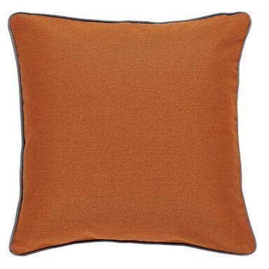 Poduszka PAULINE pomarańczowa 45 x 45 cm INSPIRE